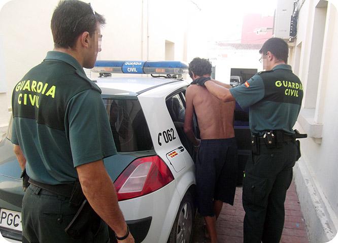 Detienen al autor de varios hurtos en Playa Honda