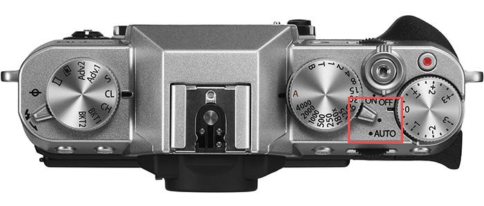 Fujifilm Classic chrome