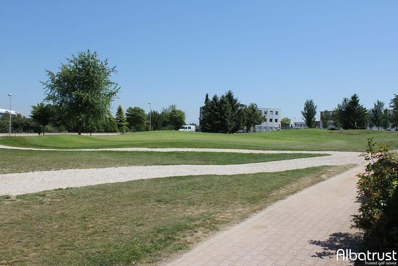 photo du golf Golf De Quetigny - Parcours