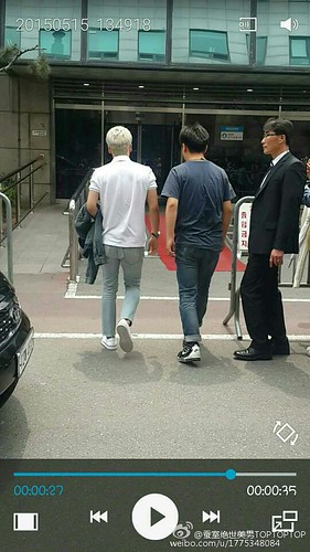 BB music bank KBS 2015-05-15 Seungri by 蚕室绝世美男TOPTOPTOP 01