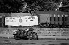 'CRICH TRAMWAY VILLAGE 1940s EVENT' - AUGUST 2016