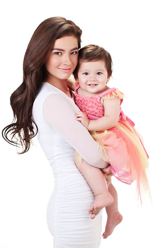 Andi and Baby Elle
