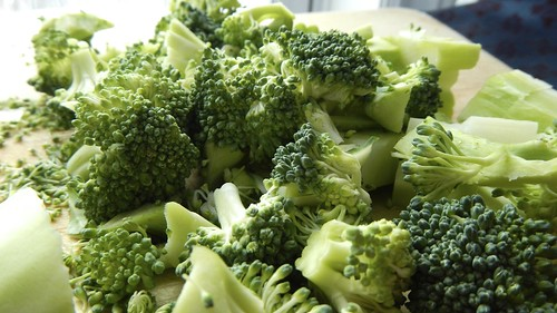 Cream of Cauliflower and Broccoli 7