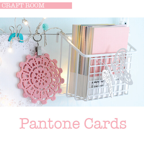 Pantone Cards