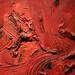 Kazuo Shiraga - Red - 1999