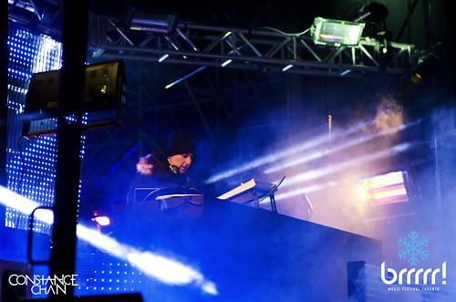 DUBFIRE - BRRRRR Winter Music Festival Toronto