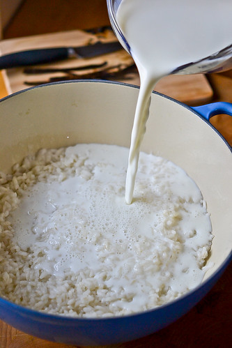 Vanilla Bean Rice Pudding-4