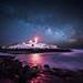 Winter Nubble Light by moe chen