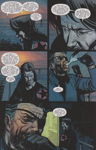 bucky nick fury winter soldier #15