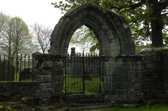 LCH Ann 05 Cambuskenneth Abbey Gate