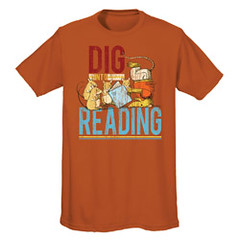 Dig Into Reading T-shirt