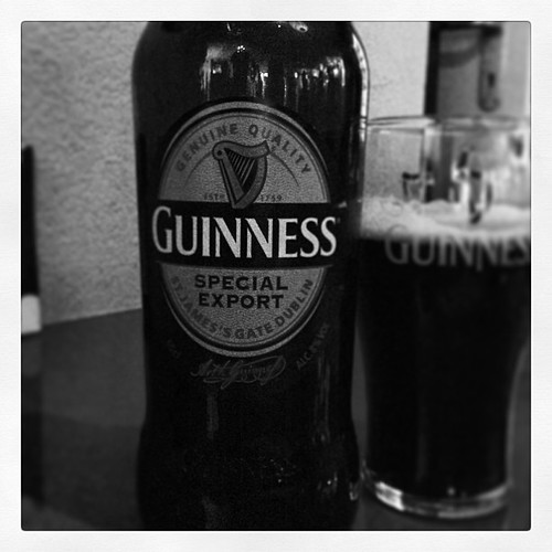 Guinness by Davide Restivo