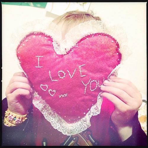Happy love day! #valentine #momentswitho