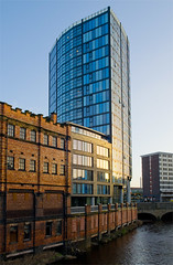 Sheffield North Bank & i-Quarter