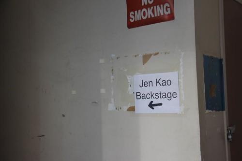 Jen Kao AW13 NYFW