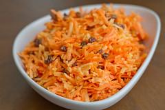 Ameerika porgandisalat / American carrot salad