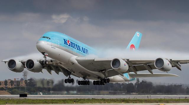 Korean Air A380-800