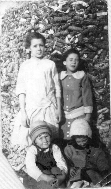 Pearl, Ruth, Eugene, May