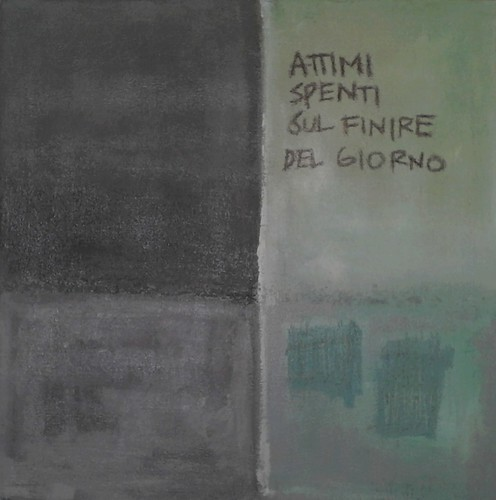 attimi spenti sul finire del giorno by Irene Papini