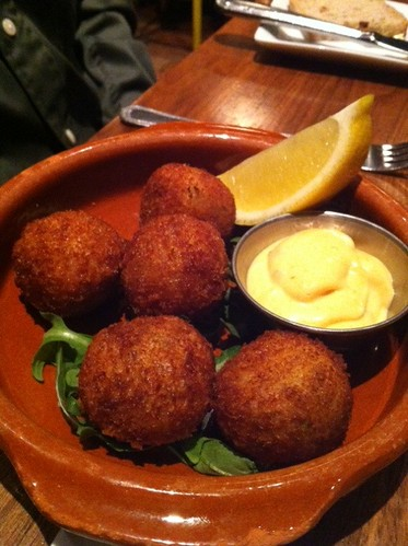 Smoked Salmon Croquettes
