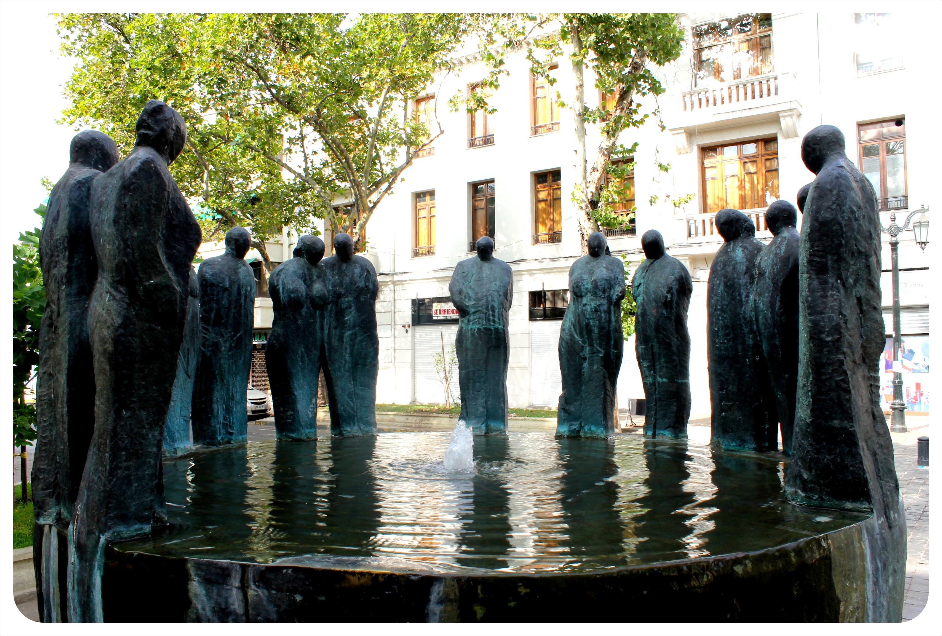 santiago fountain