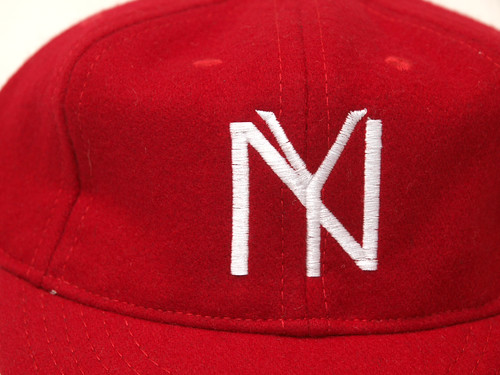 Cooperstown / New York Black Yankees 1935 [Red]