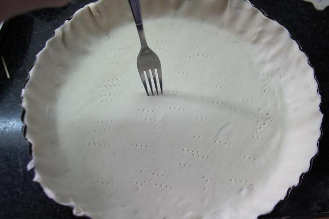 Tarta de Queso y Cebolla 012