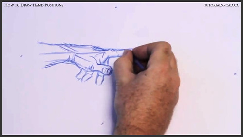 learn how to draw hand positions 005