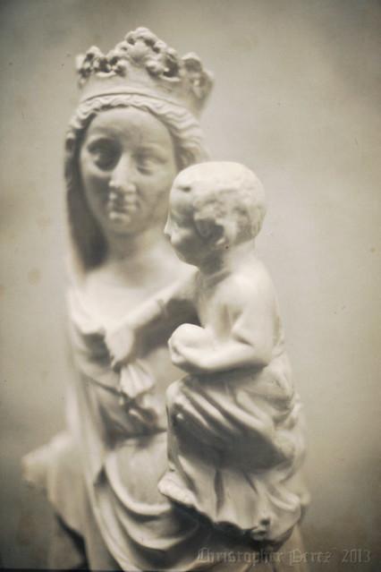Louvre ~ Detail