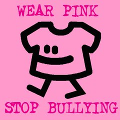 Support Pink Shirt Day