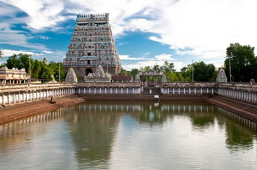 Thillai Nataraja Temple, Chidambaram,Tamil Nadu