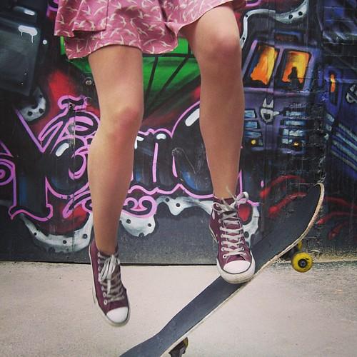Vill gräva fram den där kjolen ur garderoben och stryka den bums! #tillbakablickstorsdag