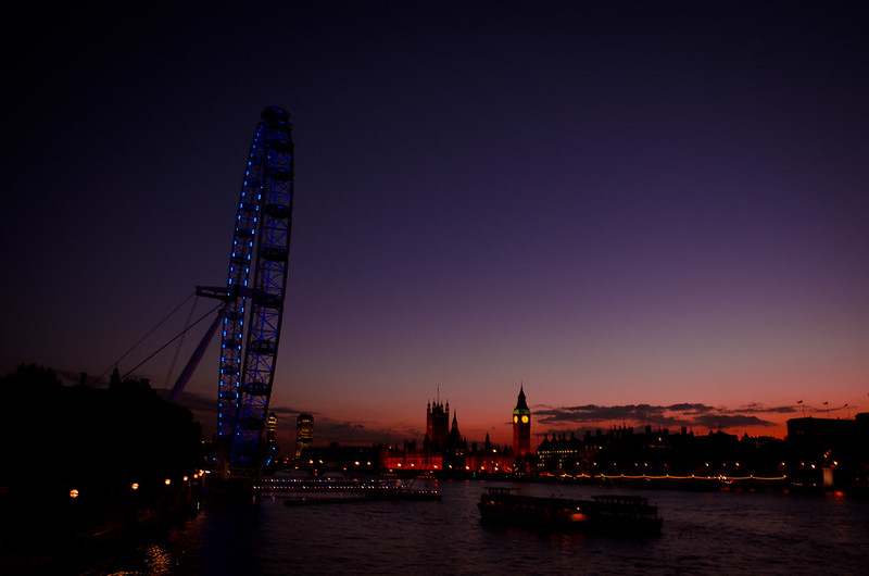 good night, London
