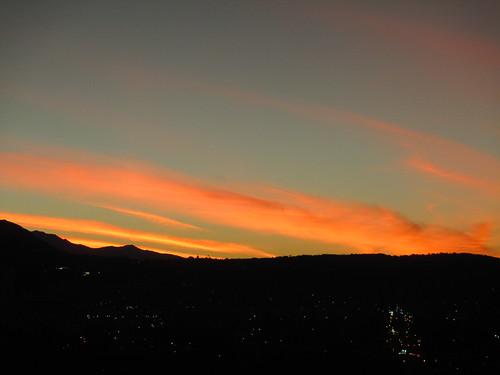 sun weather sunrise