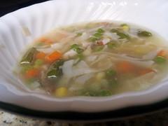 wonton(0.0), bãºn bã² huế(1.0), noodle soup(1.0), soto ayam(1.0), butajiru(1.0), produce(1.0), kalguksu(1.0), food(1.0), dish(1.0), soup(1.0), cuisine(1.0),