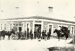 Old Bush Inn, c. 1905