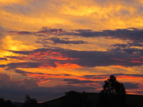 Robin Hill Sunset
