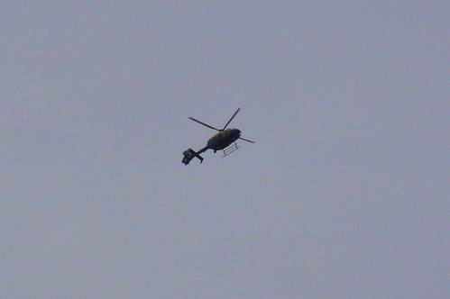 Belfast Police Helicopter
