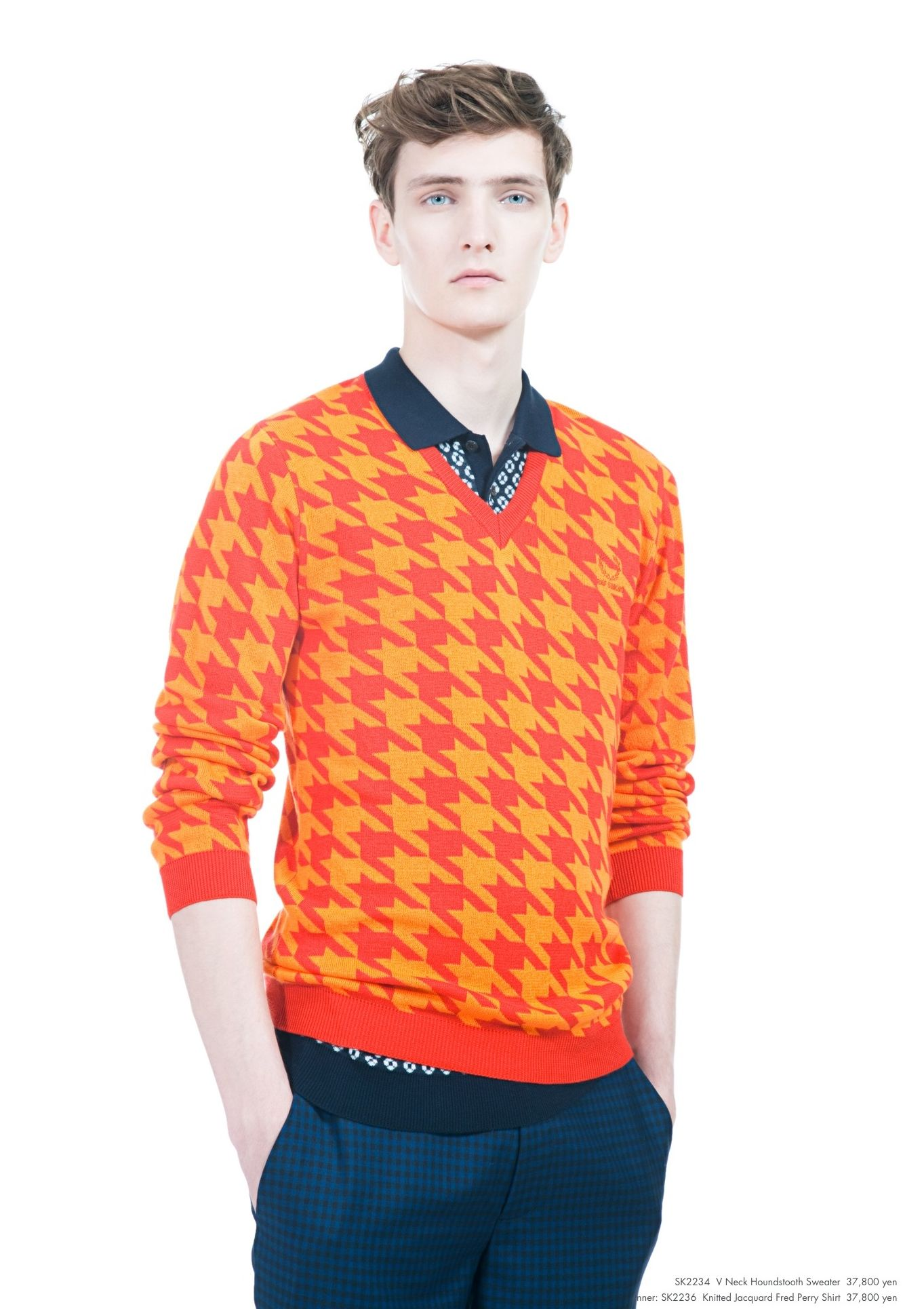 Yannick Abrath0041_Raf Simons × Fred Perry SS13