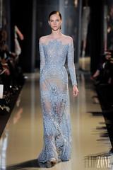 Elie Saab Haute Couture S/S 2013:華美獻禮 - 9