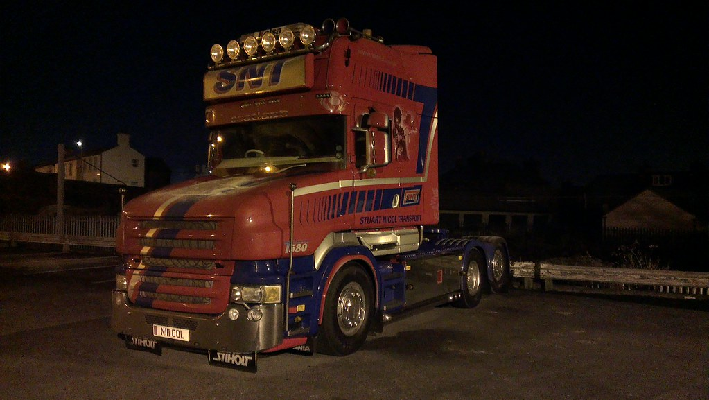 The TruckNet UK Drivers RoundTable • View topic - My