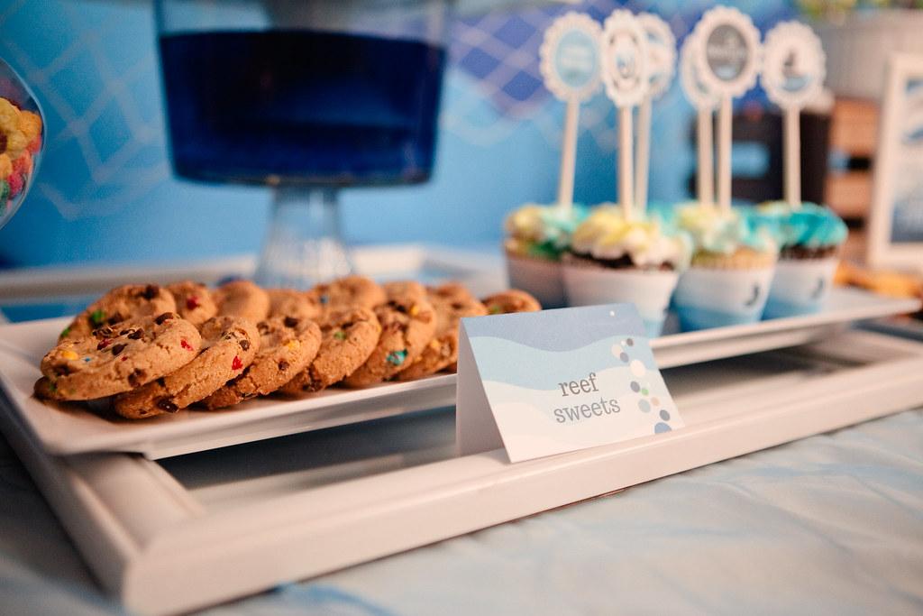 Brayden's Under the Sea Birthday Party-54