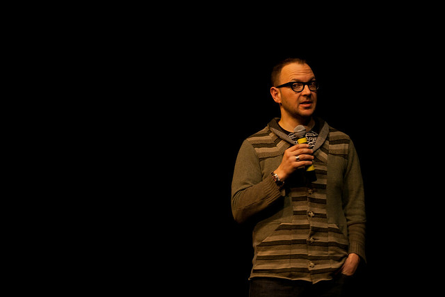 Cory Doctorow (Speaking in Albuquerque, NM)
