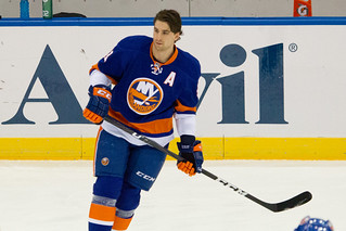 John Tavares will play in his first career playoff series against the Penguins. (Robert Kowal/Creative Commons)