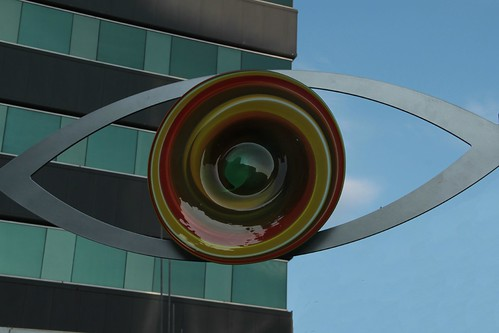 "ARTPRIZE2012 :::  Steven Bezinque ::: ""Eye Contact"" :::"