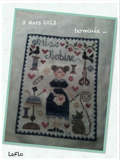 Miss Bobine