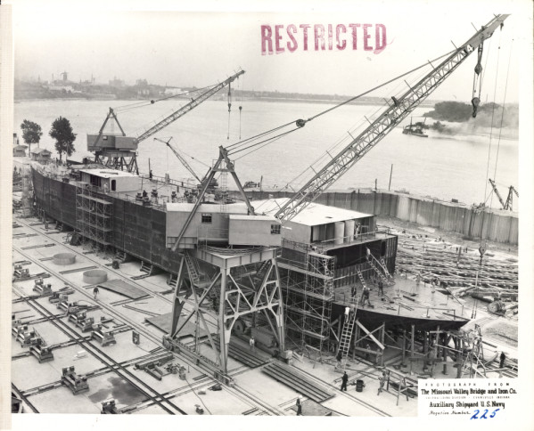 Evansville Shipyard