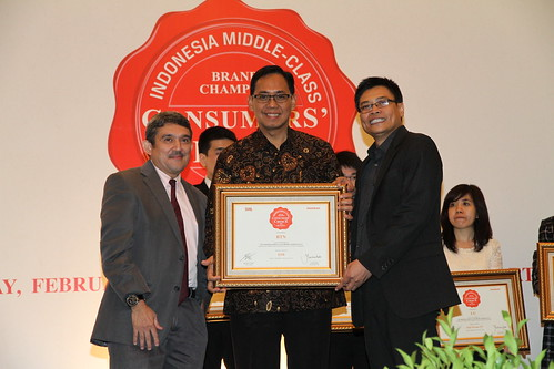 Indonesia Middle-Class Brand Forum 2013-BTN