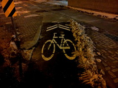 Winnipeg Cycle Track
