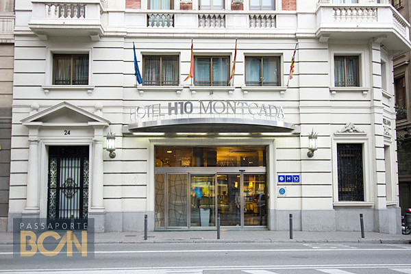 Hotel H10 Montcada, Barcelona